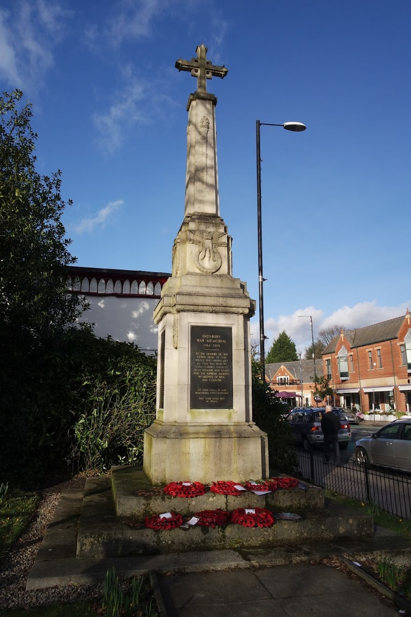 Didsbury War Memorial