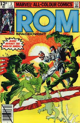 ROM #3, Frank Miller