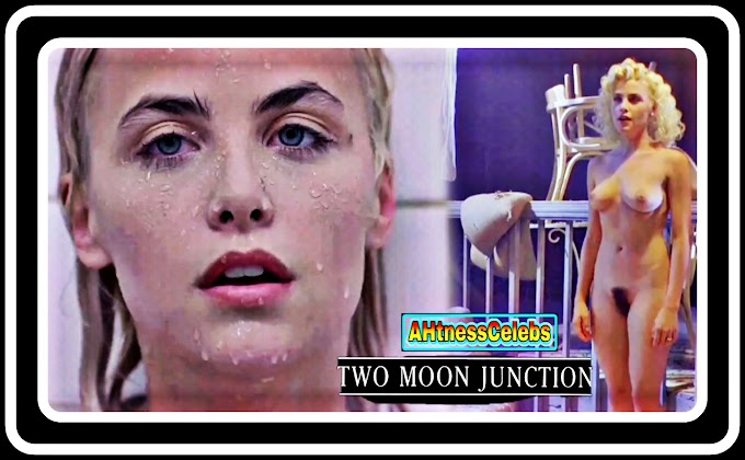 Sherilyn Fenn nude scene - Two Moon Junction (1988) HD 720p