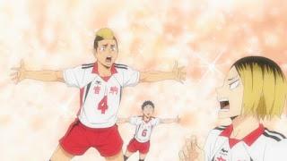 "Hellominju.com : ハイキュー!! アニメ第4期18話 『 罠 』 音駒VS早流川工業   Haikyuu!!Season4 Ep.18 ""Trap"" Spoiler   Hello Anime !"