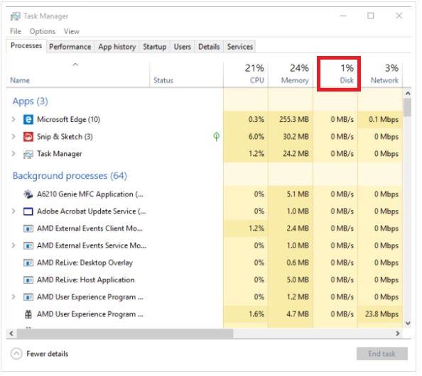 How To Reset Virtual Memory windows 10