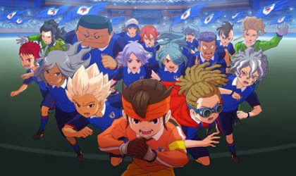 Inazuma Eleven: Orion No Kokuin Episódio 17