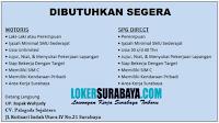Lowongan Kerja Surabaya di CV. Palugada Sejahtera Juli 2020