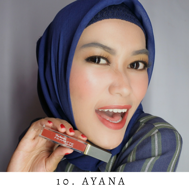 Review Warna Baru Purbasari Lip Cream