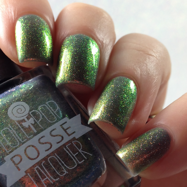 Lollipop Posse Lacquer-W Is For Winnie
