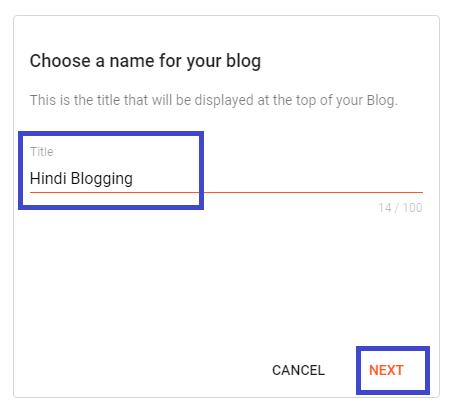 blogging free mein kre