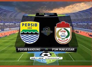 Bigmatch Persib Bandung vs PSM Makassar