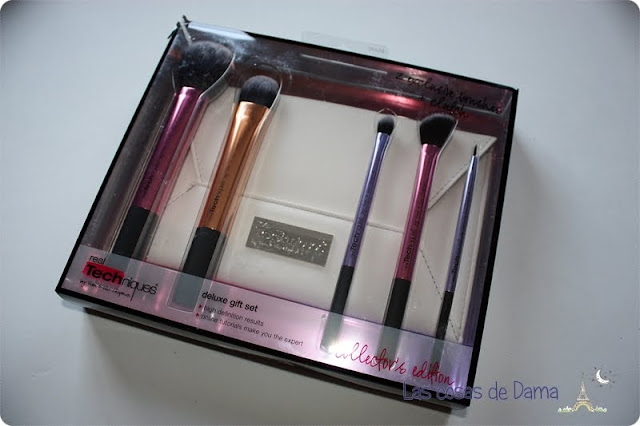 Real Techniques Samantha Chapman Deluxe Gift Set brochas