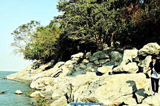 Umananda Island Foothills