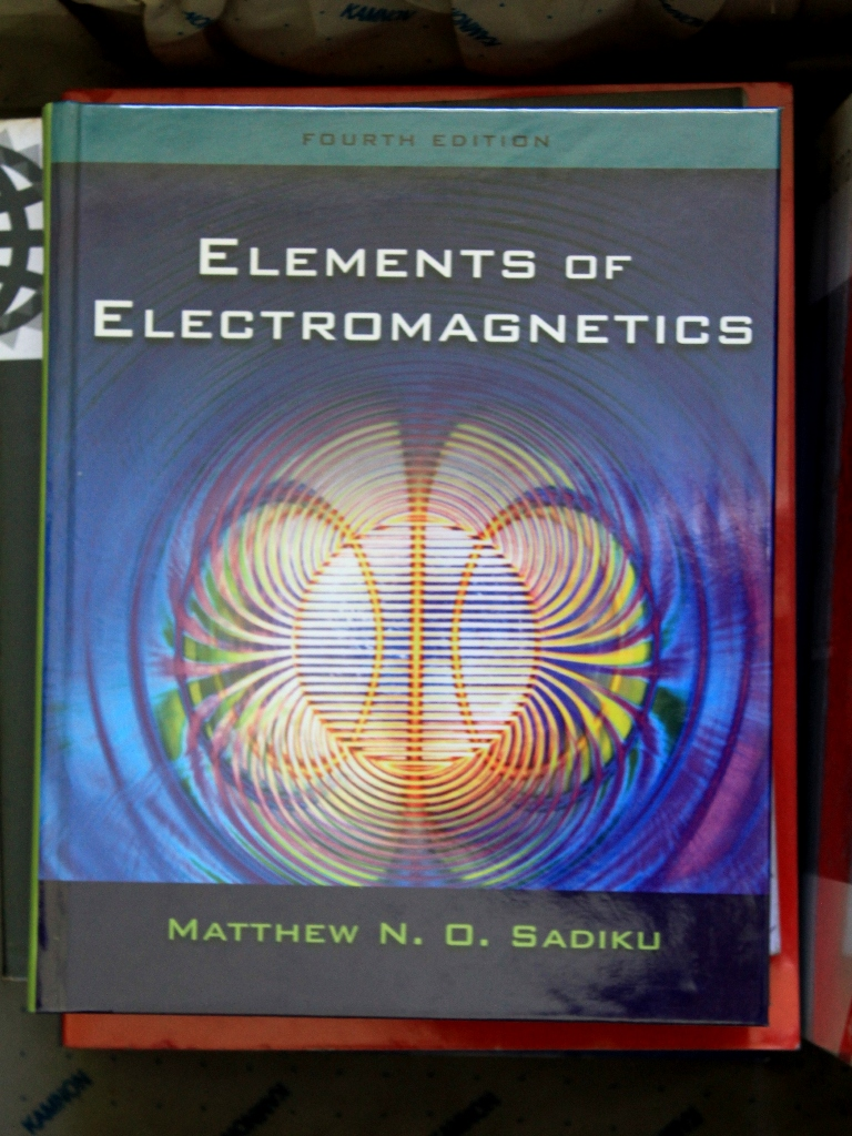 Electromagnetics of matthew elements pdf sadiku