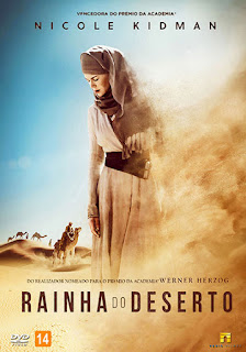 Rainha do Deserto - BDRip Dual Áudio