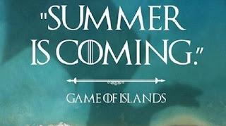 Ελληνικό καλοκαίρι= Game of Islands (ΦΩΤΟ)