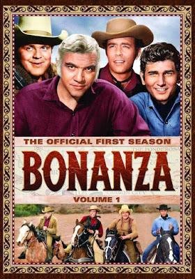 Bonanza (TV Series) S01 DVD R1 NTSC Latino 6DVD