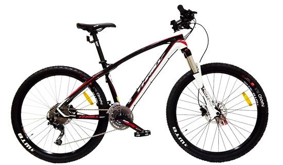Spesifikasi dan Harga Sepeda Gunung Thrill Agent XC 1.0