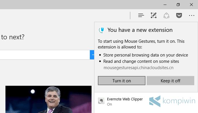 Cara Instal Ekstensi Browser Microsoft Edge 22