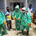 Wali Nagari Tiga Sepakat Inderapura Cegah Penyebaran Virus Covid-19 Dengan Disiplin Menjaga Jarak Aman