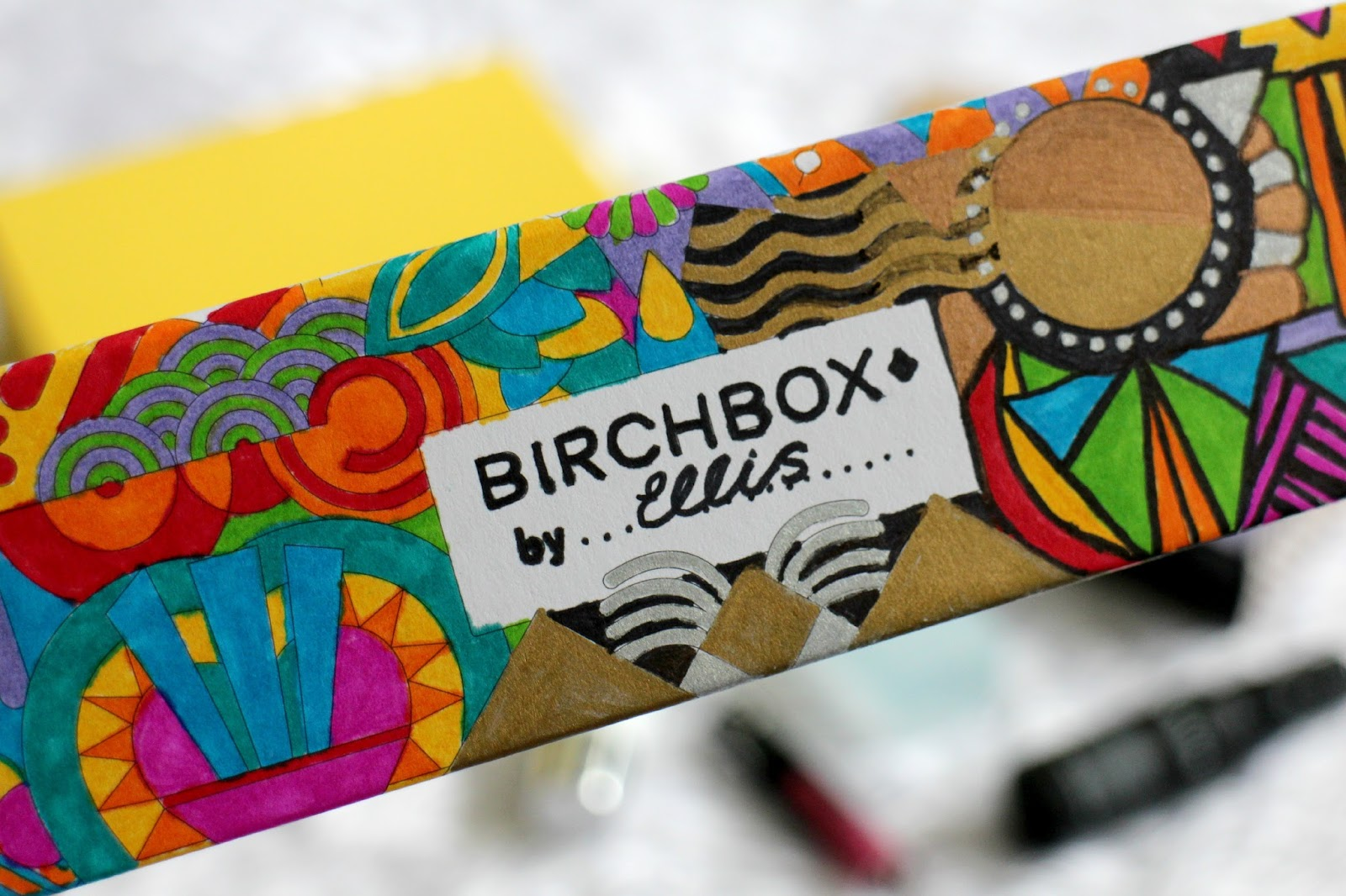 Birchbox Free Your Mind Box
