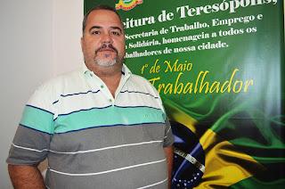 Secretário de Trabalho, Marcus Vinicius (Marcão): captação de vagas e encaminhamento de profissionais para o mercado