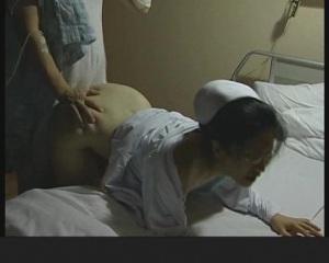 พยาบาลสาวแอบมีเซ็กซ์กับคนไข้แก้เงี่ยน ช่วงนี้เข้าเวรบ่อยไม่ได้เอากับผัวนานล่ะ