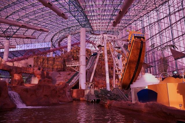 Parque de Diversões Adventuredome