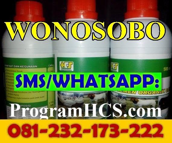 Jual SOC HCS Wonosobo