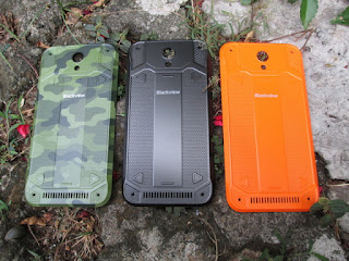 Tutup Belakang Blackview BV5000 Outdoor New Original