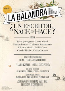 Sumario Número 1 Revista Literaria La balandra