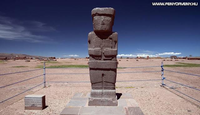 Tiahuanaco: Az istenek városa