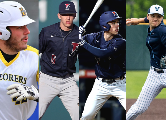 Philadelphia Baseball Review All-Philly D-1 Team