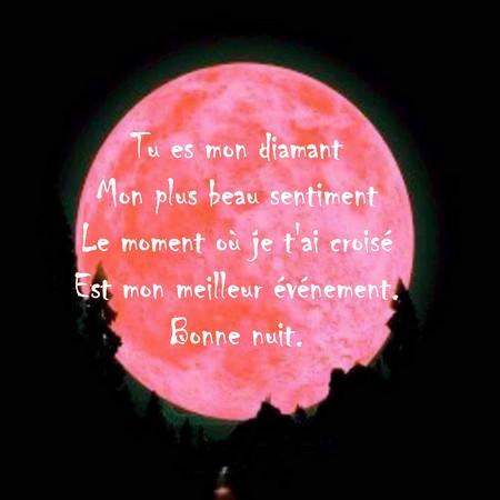 Sms Romantiques Pour Dire Bonne Nuit Messages Damour