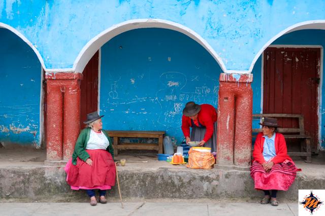 Cancha Cancha, Ayacucho
