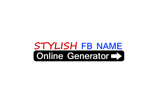 Stylish fb profile name generator - Facebook stylish name