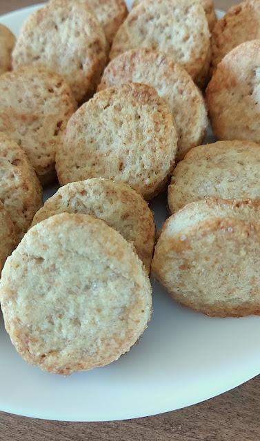 biscotti integrali a prova di bilancia