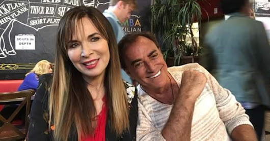 Day of Days Interview with Lauren Koslow and Thaao Penghlis