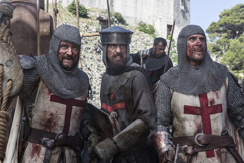 Fotografía de 'Knightfall', nueva serie de History Channel