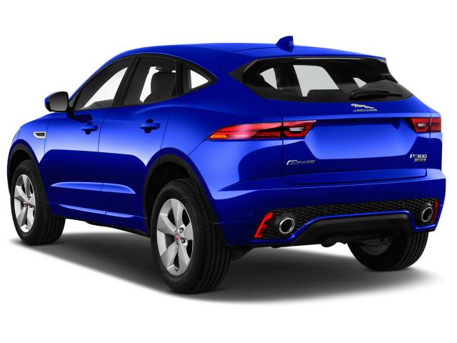 2020 Jaguar E-Pace Review
