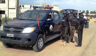 gunmen attack police station benue state