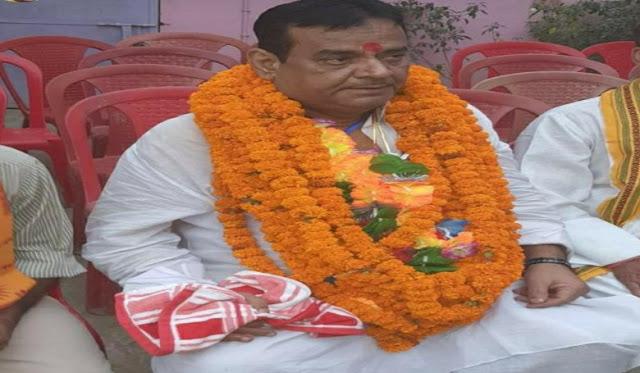 पूर्व विधायक अवनीश कुमार सिंह निर्दलीय प्रत्याशी के रूप में आज करेंगे नामांकन