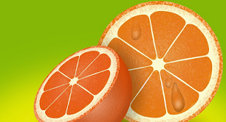 Arancia succosa