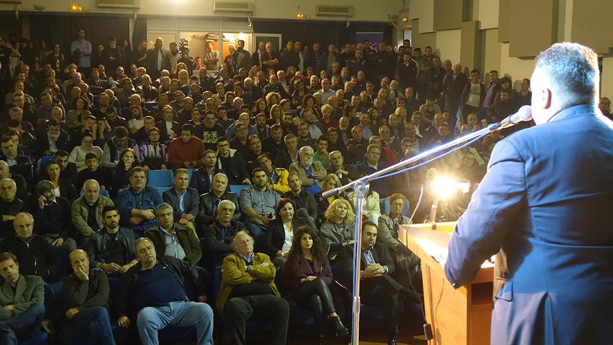 ''Ξεκινάμε τη Νέα Πορεία για την Νέα Προποντίδα'': Ανακοίνωση Υποψηφιότητας Δημήτρη Τσούφη για το Δήμο Νέας Προποντίδας