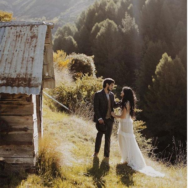 Erwan Heusaff-Anne Curtis Wedding Photos