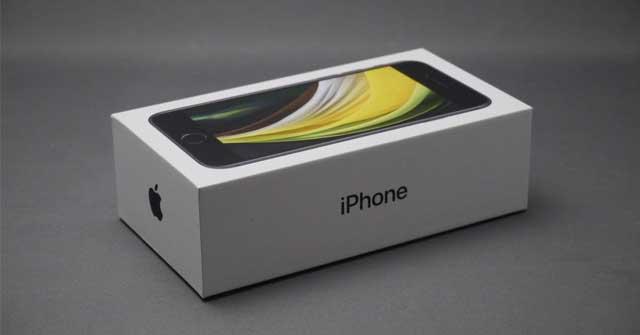 iPhoneSE2020ボックス