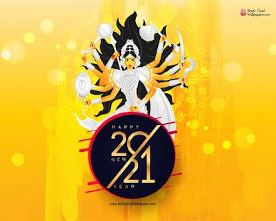 1 january 2021 happy new year wallpaper