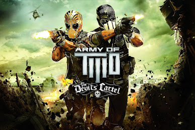 Army Of Two The Devils Cartel Xbox360 PS3 free download full version