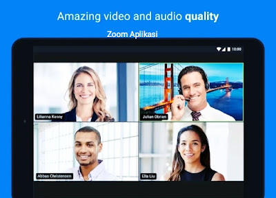 Bahaya Aplikasi Zoom