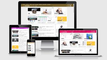 Share template Nguyễn Tỉnh Blog đang sử dụng - Responsive Design