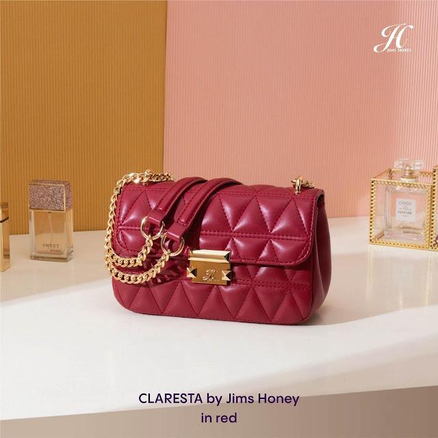 JIMS HONEY CLARESTA BAG