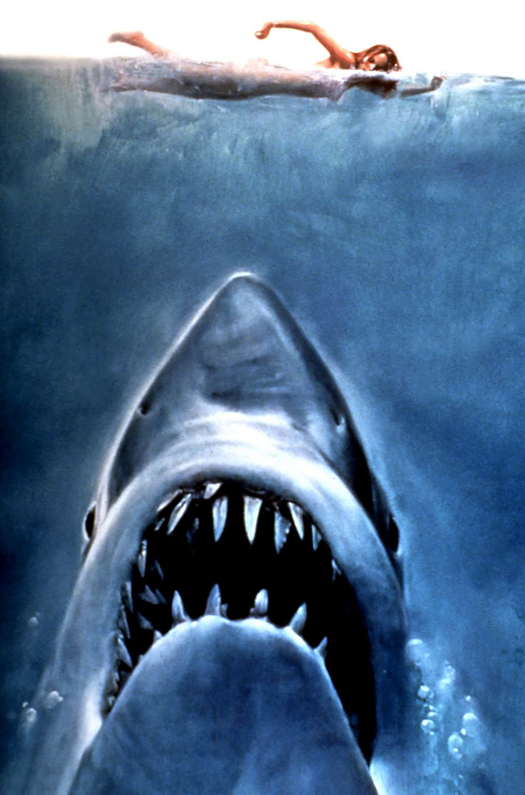 018f10d6f107c JAWS vs. SHARK NIGHT  two kinds of shark movie posters — KEVIN GEEKS OUT