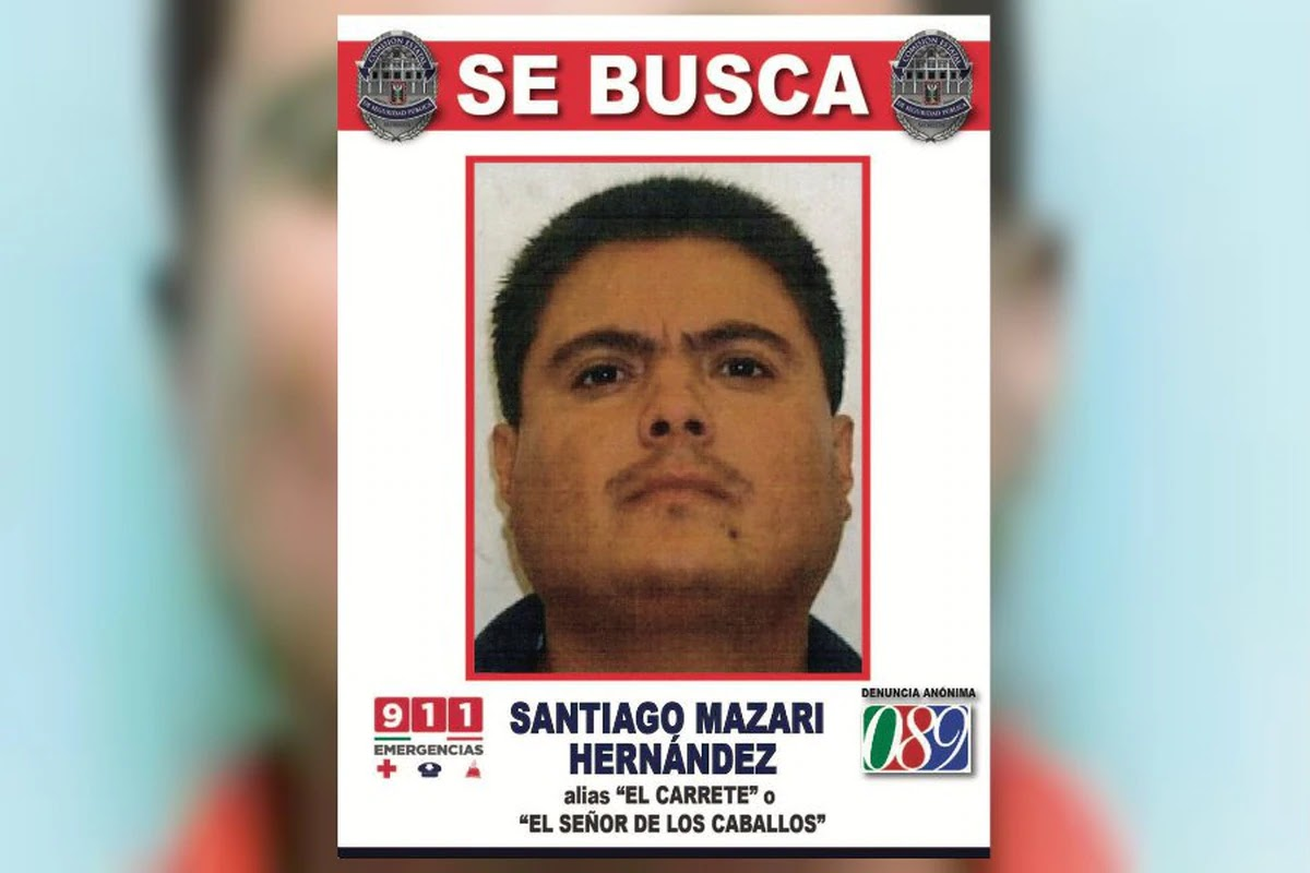 """""""El Carrete"""" líder de """"Los Rojos"""" denunció que lo mantienen incomunicado en el penal Federal de Puente Grande, Jalisco"""