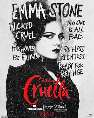 Cruella One Sheet